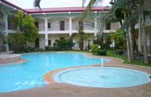 Asturias Hotel pool