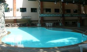 Legend Hotel Palawan pool