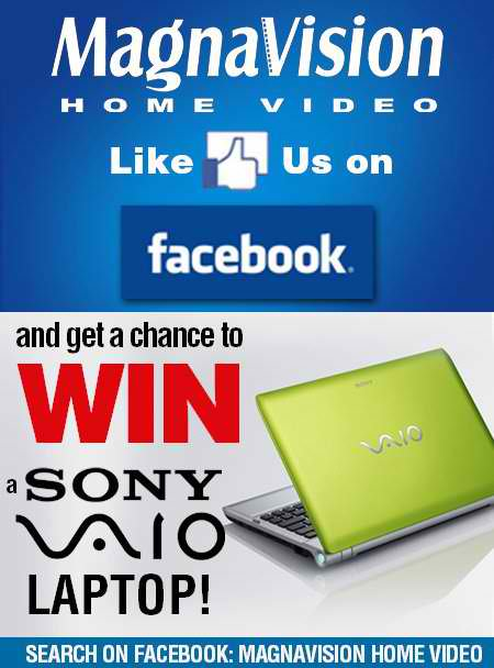 Magnavision Home Video Facebook Promo